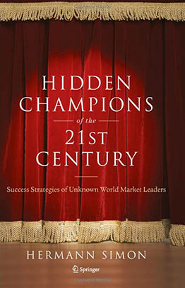 Hidden Champions of the 21 Century Book Cover