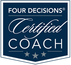 Four Decisions Certified Coach