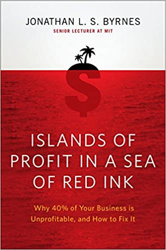 Islands of profit in a sea of red ink | 7 Attributes of Agile Growth: Profit