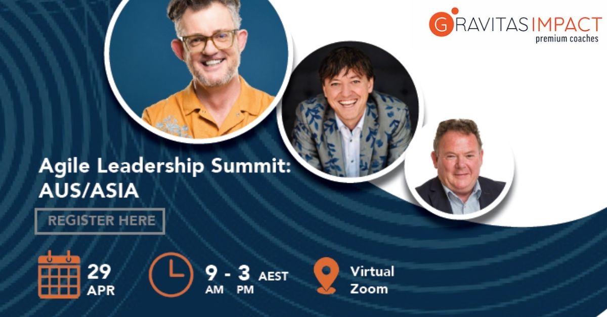 Gravitas Impact Agile Leadership Summit