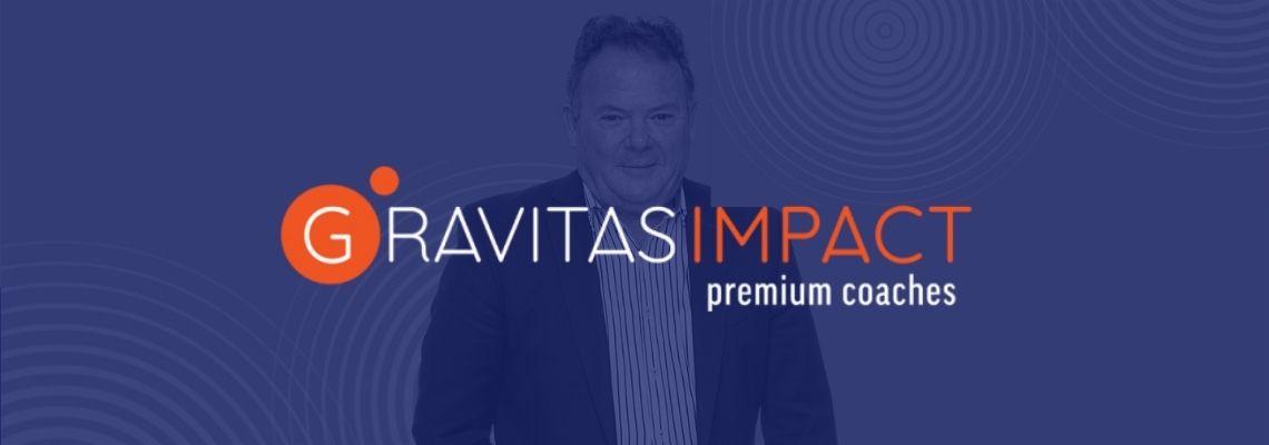 Gravitas Impact Coach, Leigh Paulden
